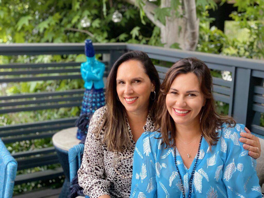 Karine Schaefer and Fabiana Owens